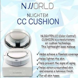 NWORLD NLIGHTEN CC CUSHION For Men/Women